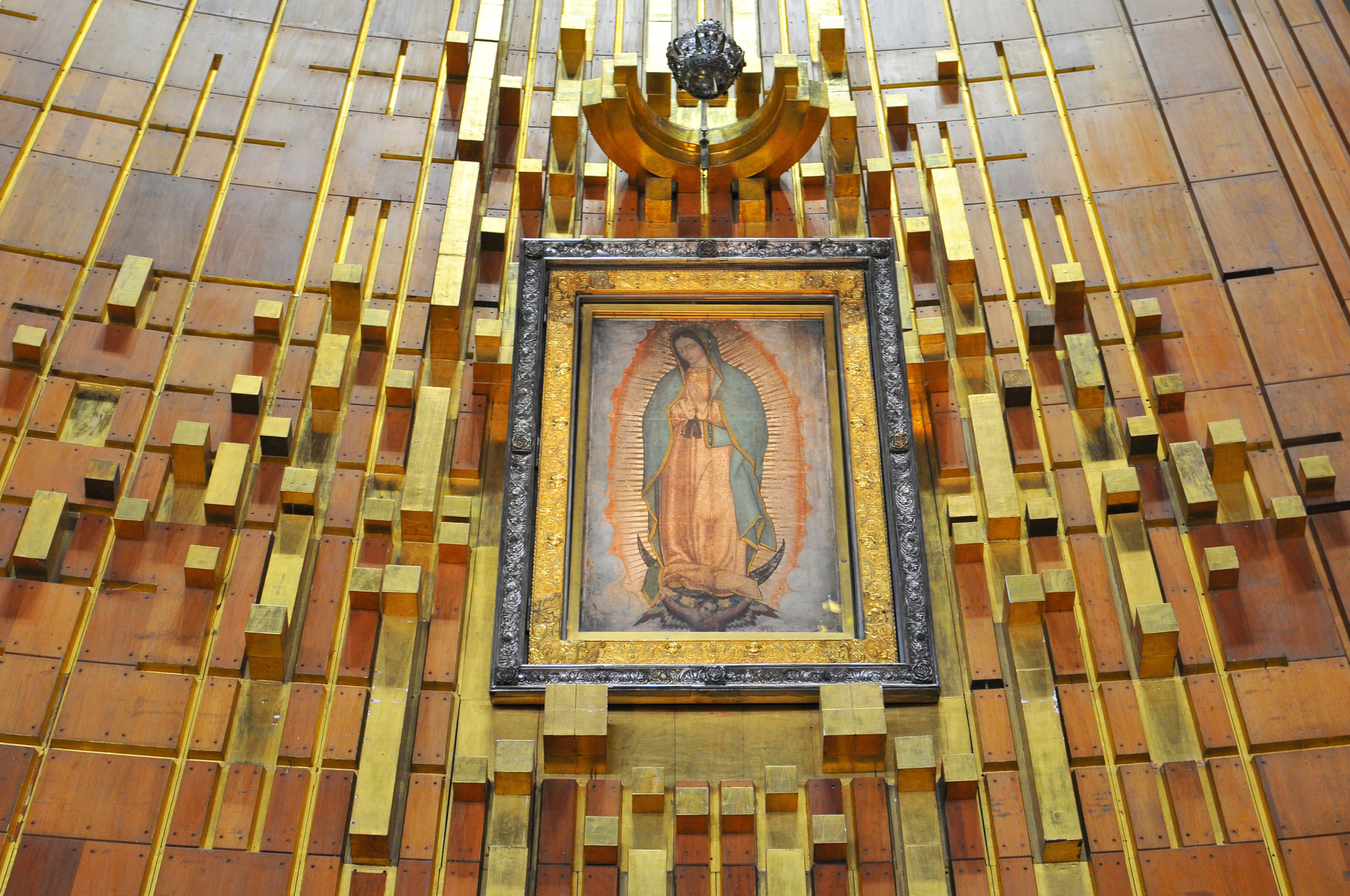 La Protección del Cielo en la Persecuciones, el caso de la Virgen de Guadalupe
