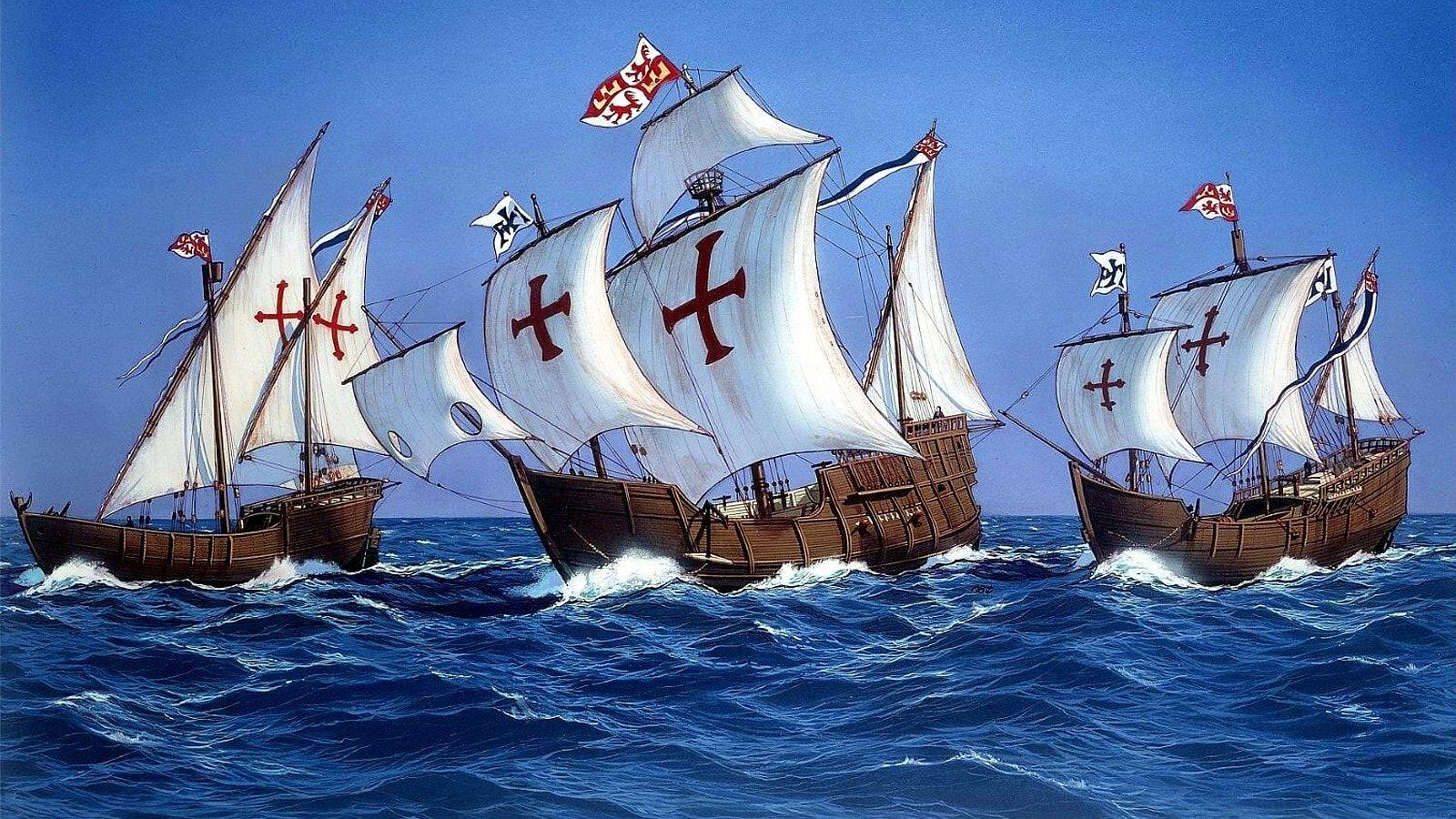 La verdadera Historia del Descubrimiento de América [el plan detrás de Cristóbal Colón]